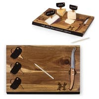 Mickey & Minnie Mouse - Delio Acacia Cheese Board & Tools Set