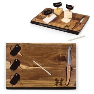 Mickey & Minnie Mouse - Delio Acacia Cheese Board & Tools Set