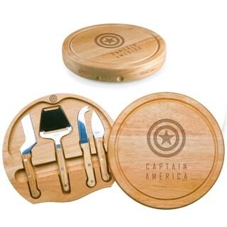Captain America - Circo Cheese Board & Tools Set