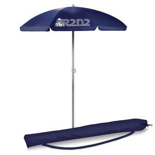 R2-D2 - '5.5' Portable Beach Umbrella https://ak1.ostkcdn.com/images/products/18183658/P24329737.jpg?impolicy=medium