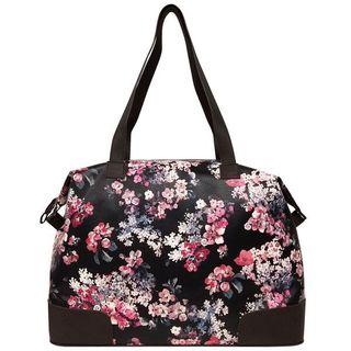 Bueno of California Floral Weekender Tote Bag