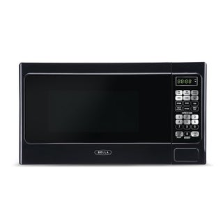Bella Microwave Oven 700 Watt Compact Digital 0.7 Cubic Foot