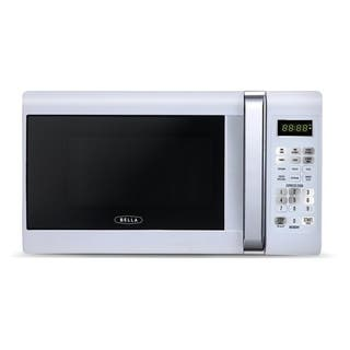 Bella Microwave Oven 700 Watt Compact Digital 0.7 Cubic Foot|https://ak1.ostkcdn.com/images/products/18183721/P24329804.jpg?impolicy=medium