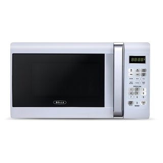 Bella Microwave Oven 700 Watt Compact Digital 0.7 Cubic Foot
