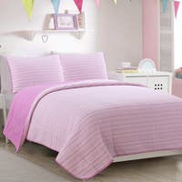 AHF Kids Lizzie Twin Quilt Set