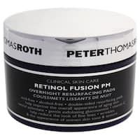 Peter Thomas Roth 30-Count Retinol Fusion Overnight Resurfacing Pads