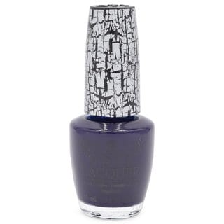 OPI Nail Lacquer Navy Shatter