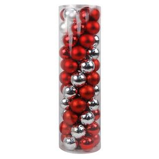 Combo 55Pk Ball Ornament