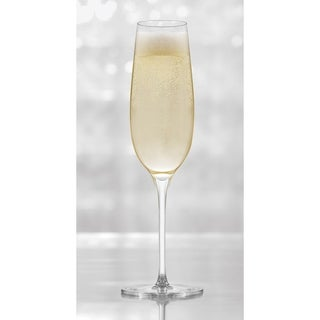 Libbey Signature Kentfield 4-piece Champagne Flute Glass Set