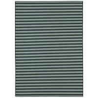 Mohawk Oasis Landon Stripe Flatweave Area Rug - 8' x 10'
