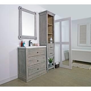 30 Inch Bathroom Vanities Vanity Cabinets Online At Our Best Furniture Deals