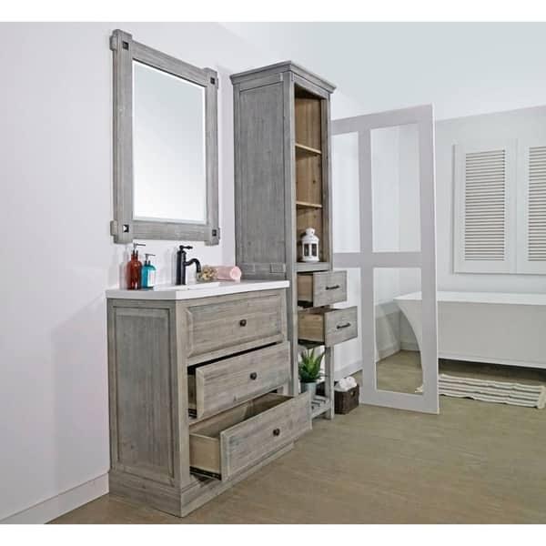 30 Inch Wide Bathroom Vanity - 1500+ Trend Home Design ...