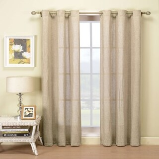 Duck River Keighley Linen Curtain Panel Pair
