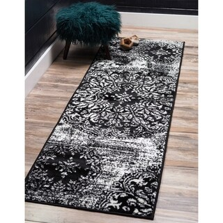Unique Loom Grand Sofia Runner Rug - 2' x 13' (More options available)