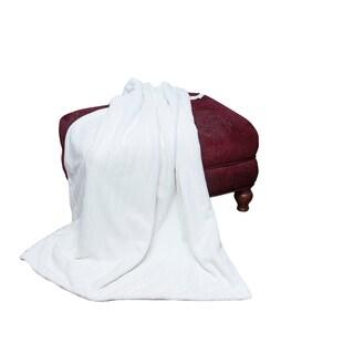 Mink Faux Fur Throw Blanket