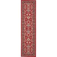 Unique Loom Washington Sialk Hill Runner Rug - 2' 7 x 10'