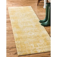 Tradition Floral Indoor/Outdoor Runner Rug (2'2 x 6')