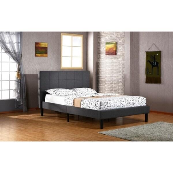 Shop Best Quality Furniture Upholstered Platform Bed With
