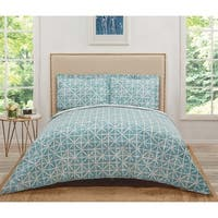 Truly Soft Celine Printed 3 Piece Quilt Set