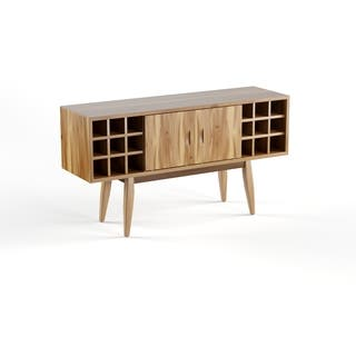 Edlyn Mid Century Acacia Wood Bar Cabinet by Christopher Knight Home|https://ak1.ostkcdn.com/images/products/18188400/P24333716.jpg?impolicy=medium