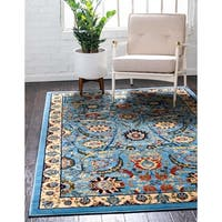 Unique Loom Cape Cod Espahan Area Rug