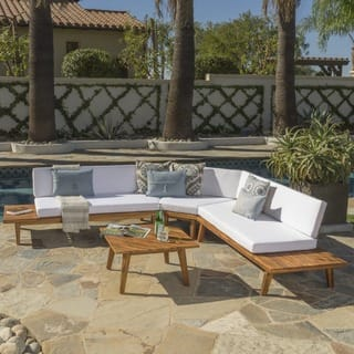 wood patio furniture find great outdoor seating dining deals
