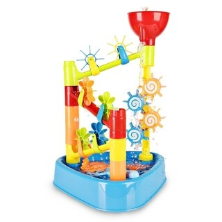 SainSmart Jr. Beach Toy Water Park Waterwheel Watermill