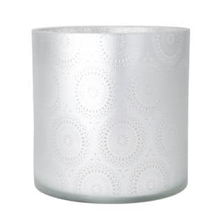 Mikasa 6in Lazer Mercury Silver Suzanni Led Filled Glass  sc 1 st  Overstock & Mikasa Candles u0026 Candle Holders For Less | Overstock.com azcodes.com