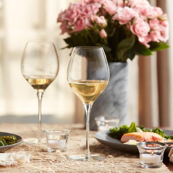Libbey Signature Westbury 4-piece White Wine Glass Set
