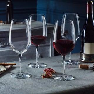Libbey Signature Kentfield XL 4-piece Wine Glass Set