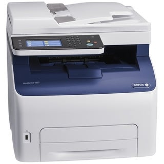 Xerox WorkCentre 6027/NI LED Multifunction Printer - Color - Plain Pa (As Is Item)