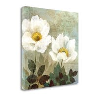 Anemone II By Keith Mallett,  Gallery Wrap Canvas