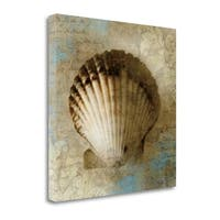 Seaside Souvenir By Keith Mallett,  Gallery Wrap Canvas
