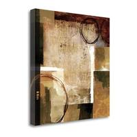 Broadway Rhythm By Keith Mallett,  Gallery Wrap Canvas