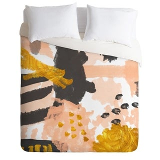 Rebecca Allen Breakfast With Grace Kelly Duvet Cover Set by Deny Designs