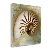 Nautical Beauty By Keith Mallett,  Gallery Wrap Canvas