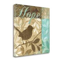 Hope By Keith Mallett,  Gallery Wrap Canvas