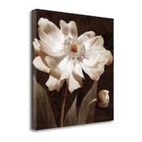Paisley Blossom I By Keith Mallett,  Gallery Wrap Canvas