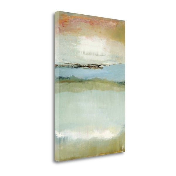 Floating World By Caroline Gold,  Gallery Wrap Canvas