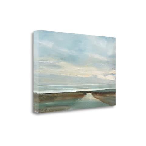 Afterglow By Caroline Gold, Gallery Wrap Canvas