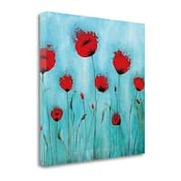 Endless Summer I By Catherine Brink,  Gallery Wrap Canvas