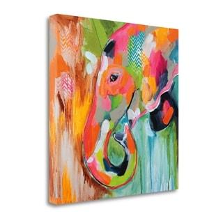 Born Free By Amanda J. Brooks,  Gallery Wrap Canvas