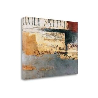 Zeppelin By Carme Aliaga, Gallery Wrap Canvas
