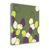 Bubbles By Clair Kelly,  Gallery Wrap Canvas