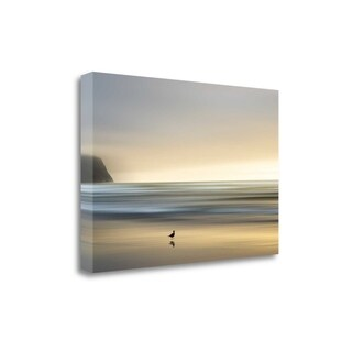 Morning Visit By Marvin Pelkey, Gallery Wrap Canvas
