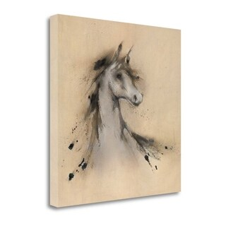 Horse Play I By J.P. Prior, Gallery Wrap Canvas