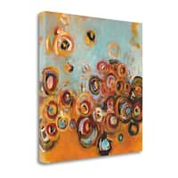 Paradisio II By Patrick Pryor,  Gallery Wrap Canvas