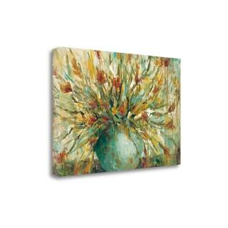 Grande Bouquet By Wani Pasion, Gallery Wrap Canvas
