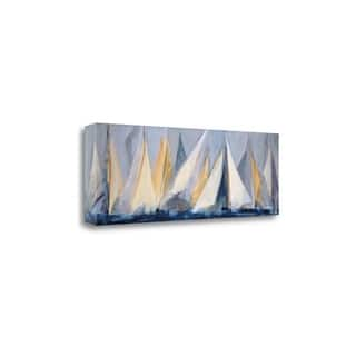 First Sail I By Maria Antonia Torres, Gallery Wrap Canvas