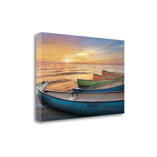 Rainbow Armada By Celebrate Life Gallery, Gallery Wrap Canvas